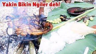 Video MUKBANG Jengkol, Ikan Peda, Sambel Terasi & Ayam Bakar Bikin Makan Makin Lahap!!! MP3, 3GP, MP4, WEBM, AVI, FLV Januari 2019