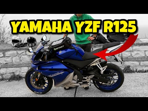 TEST RIDE YAMAHA YZF R125