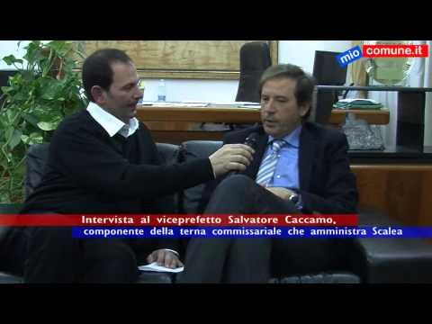 Scalea, Intervista al viceprefetto Salvatore Caccamo