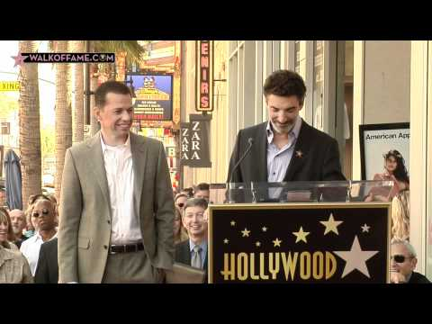 Jon Cryer Walk of Fame Ceremony