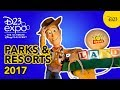 Walt Disney Parks and Resorts at D23 Expo