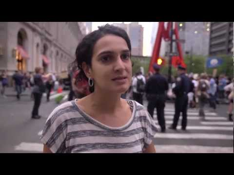 occupy wallst - A look into the