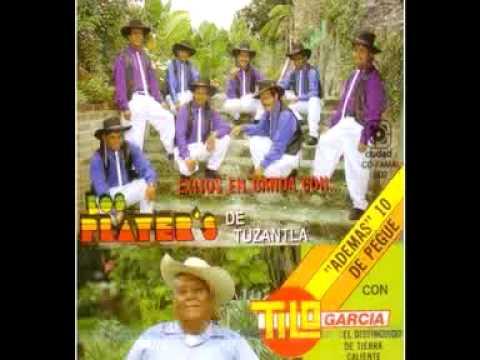 Los Players De Tuzantla Con Tilo Garcia, Mix De Zapateados