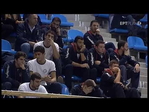 Πόλο : Κύπελλο Ελλάδας Ανδρών – Oλυμπιακός Σ.Φ.Π. – Α.Ν.Ο. Γλυφάδας 11-2 | 18/1/2019 | ΕΡΤ