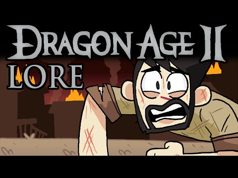 Minute - Larry Bundy Jr. is here with your Dragon Age II Lore! Subscribe http://bit.ly/MoarLore See what's next on Maker.TV ▻ http://mker.tv/Lore https://twitter.com/loreinaminute Written by Justin...