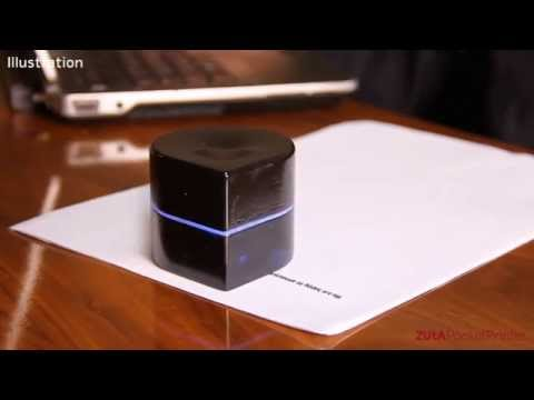 The Pocket Printer