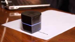 【登場!持ち運べるプリンター】the ZUtA Pocket Printerが凄いと話題に