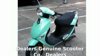 5. 2008 Genuine Scooter Co. Buddy 50  Dealers superbike