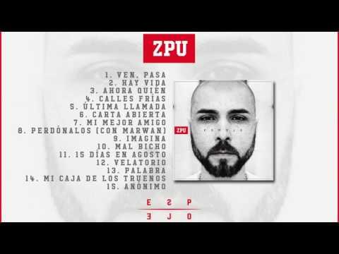 Escucha aquí «Espejo», lo nuevo de ZPU