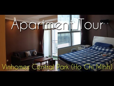 Vinhomes Ho Chi Minh City Apartment Tour