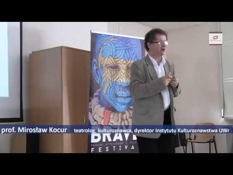 Prof. Mirosław Kocur: Nasz mózg to nie obserwator lecz odurzony bajarz.