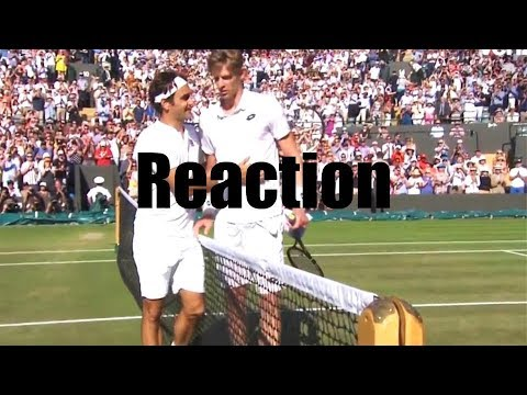 Roger Federer OUT of Wimbledon, Kevin Anderson to Semis   Quarterfinal Analysis