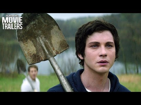 The Vanishing of Sidney Hall | Official Trailer - Logan Lerman Mystery Movie