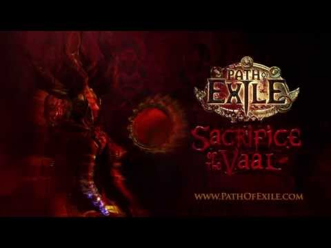 Path of Exile: Sacrifice of the Vaal Official Trailer