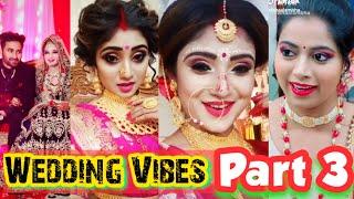 Video Latest Trending Wedding Vibes Part 3  Wedding Bestie  Tiktok Dulhan dance  wedding Musically videos  MP3, 3GP, MP4, WEBM, AVI, FLV April 2019