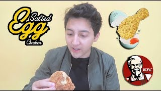 Video Meal Time - Salted Egg Chicken KFC MP3, 3GP, MP4, WEBM, AVI, FLV Februari 2018