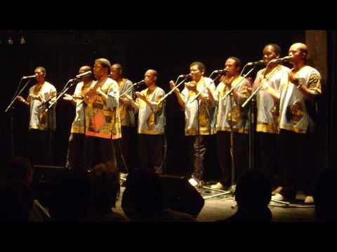 Ladysmith Black Mambazo - Inkanyezi Nezazi Star And The Wiseman