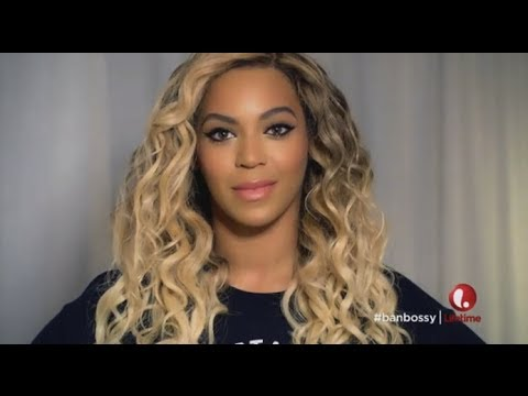 im - What do Beyoncé, Condoleezza Rice & Jane Lynch have in common? They've committed to ban the word bossy. Watch this Lifetime PSA to hear why. #banbossy / http...