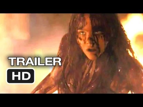 Carrie TRAILER 1 (2013) - Chloe Moretz, Julianne Moore Horror Remake HD Video