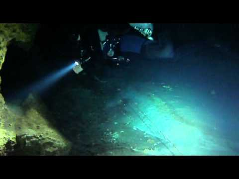Cave Dive | Peacock Springs | Flórida - EUA