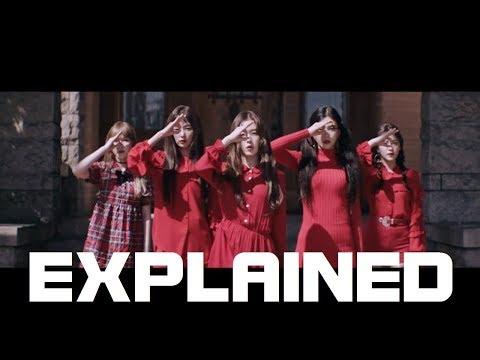 Video (EXPLAINED) Red Velvet - Peek-A-Boo MV download in MP3, 3GP, MP4, WEBM, AVI, FLV January 2017