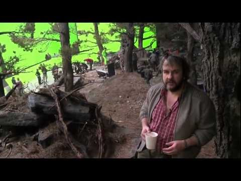 The Hobbit Vlog - Shooting In 3d