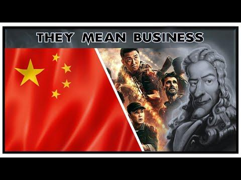 Wolf Warrior 2: A Masterclass in Chinese Propaganda