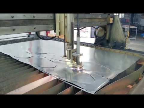 TrueCut CNC Plasma 3mm HVAC Ducting