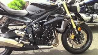 7. 2013 Triumph Street Triple - First Impressions Review