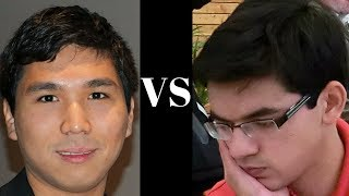 Wesley So vs Anish Giri : notable game: Tata Steel (2016) · English Opening