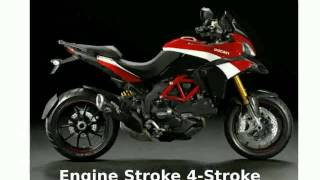 8. 2010 Ducati Multistrada 1200 ABS - Specification