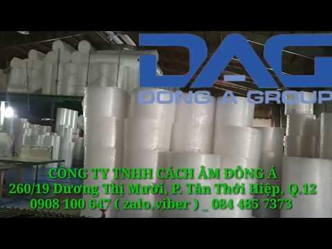 Quy trình SẢN XUẤT Túi Xốp Hơi bóng khí GIÁ XƯỞNG |RẺ | FREE SHIP