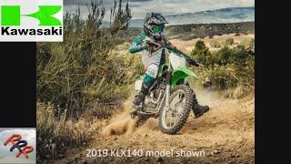 10. 2019 Kawasaki KLX140(L)