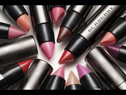 New Burberry FULL Kisses Lipsticks