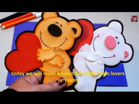 foamy - gli orsetti innamorati