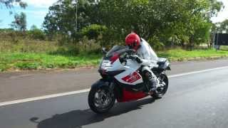 8. BMW K1300S - The Ultimate Surprise (or