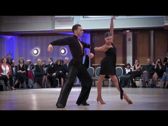 Troels Bager & Ina Jeliazkova Rumba - 2016 Washington Open Open DanceSport Competition Latin (International)