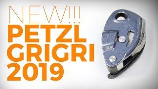 New Petzl GriGri 2019 belay device by WeighMyRack