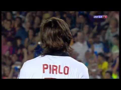 Pirlo vs Pinto panenka fail