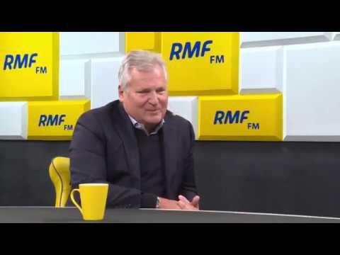 Sensacja! Aleksander Kwaśniewski nie pije już wódki!