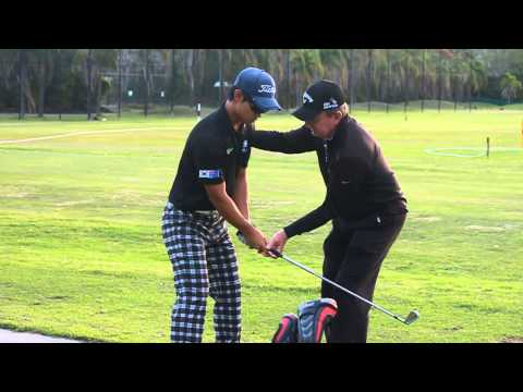 [Australian Golf Schools _ ANK GOLF] 주니어 선수 이안 츠릭 코치님과 레슨