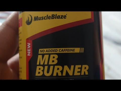 Muscle blaze fat burner review Mig8