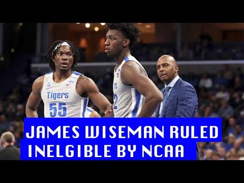 James Wiseman Ruled Ineligible By NCCA, Coach Penny Reportedly Paid For Housing| FERRO REACTS SPORTS