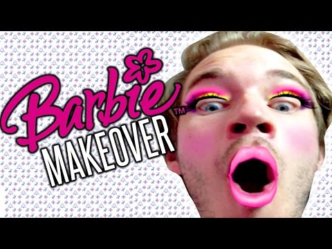virtual - Barbie: http://bit.ly/1oBP9ER Get awesome games for half the price, check out: http://www.g2a.com/PewDiePie Check out our Website! ▻ http://www.pewdiepie.net...