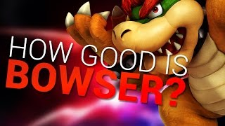 How Good Is Bowser? – Super Smash Bros Wii U (ZeRo)