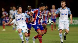 Bahia cede empate ao Avaí e perde a chance de se distanciar da zona do rebaixamento. Gols: Renê Júnior (BAH); Junior Dutra (AVA).