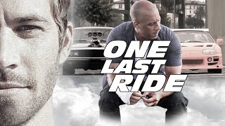 Nonton Paul Walker Tribute - Dominic Toretto &  Brian O'Conner Story (One Last Ride) Film Subtitle Indonesia Streaming Movie Download