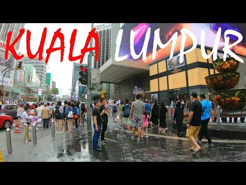 A Tour of KUALA LUMPUR | This City is Amazing!