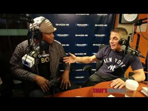 Tony Danza - Subscribe to our page: http://bit.ly/SVsBQC TWITTER: http://twitter.com/RealSway http://twitter.com/TheRealHeatherB FACEBOOK: https://www.facebook.com/SwayCa...