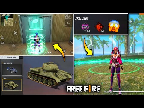 😱 Free Fire New Upcoming Update For Training Mode - New Ob25 Update Full Details In Free Fire